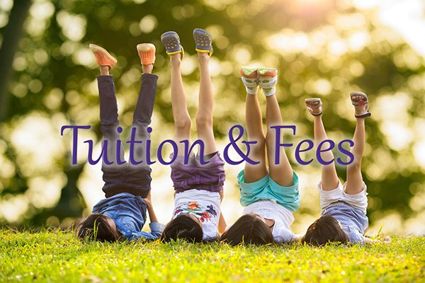 Grace Spring Hill | Tuition & Fees